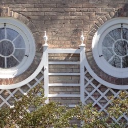 Round Windows and Trellace